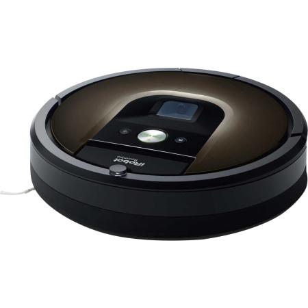 iRobot ROOMBA980, Robotic Vacuum Cleaner Black.Ex-Display Model