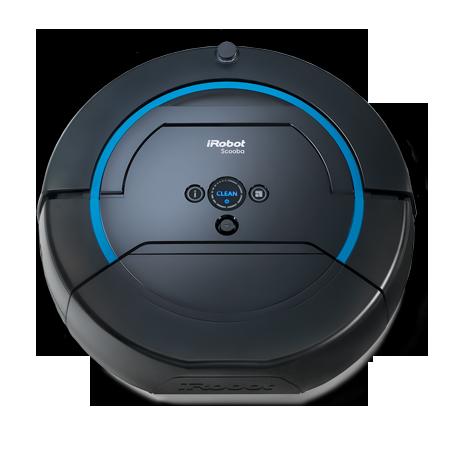 iRobot SCOOBA450, Floor Washing Robot