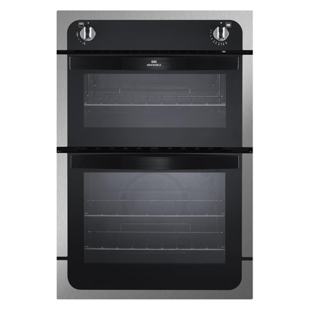 newworld NW901GSTA, Gas Twin Cavity 90cm Oven Stainless Steel
