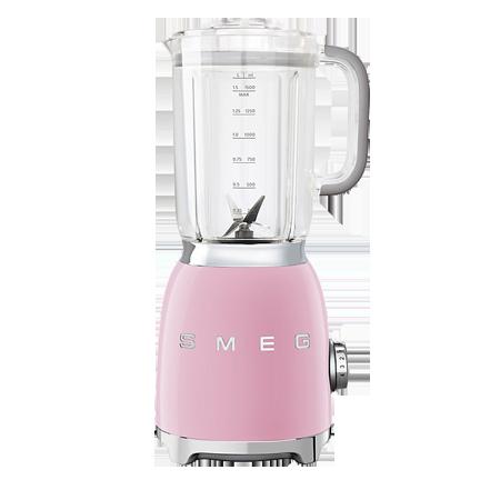 smeg BLF01PKUK, Retro style blender in Pink