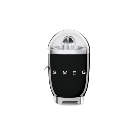 smeg CJF01BLUK, Smeg Citrus Juicer in Black