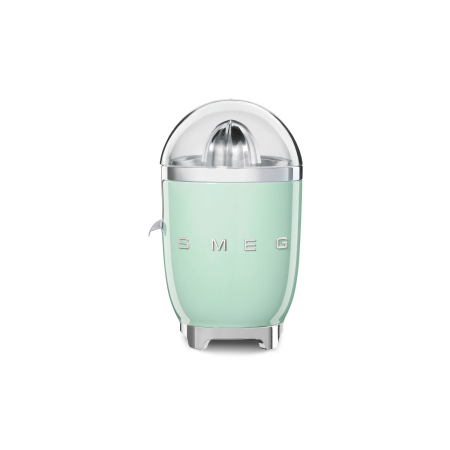 smeg CJF01PGUK, Smeg Citrus Juicer In Green