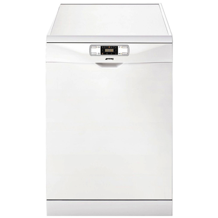 smeg DC132LW, Freestanding 60cm Dishwasher White