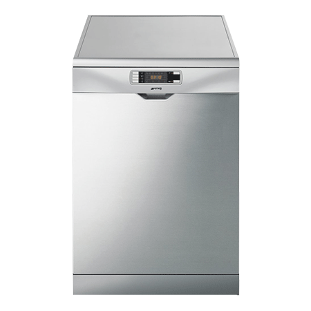 smeg DC134LSS, Freestanding 60cm Dishwasher SilverStainless Steel with 13 place settings