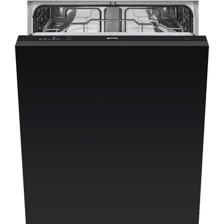 smeg DI612E, 60cm fully Integrated Dishwasher A+A Rated
