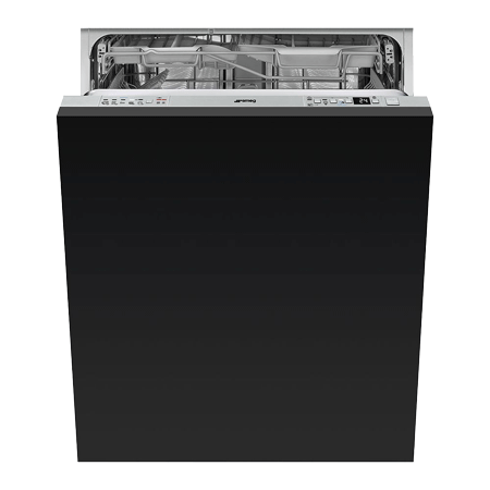 smeg DI613P, 60cm fully integrated Dishwasher A+++A Rated, 13 place settings.