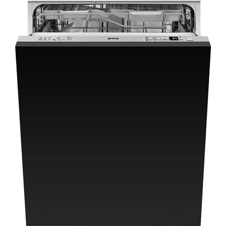 smeg DI613PMAX, 60cm Maxi height fully integrated Dishwasher A+++A Rated.Ex-Display Model