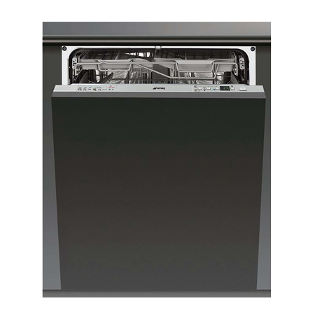 smeg DI6MAX1, 60cm Maxi height fully integrated Dishwasher with  A+++ Energy Rating.Ex-Display Model.