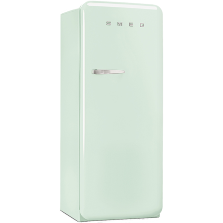 smeg FAB28QV1, Fridge with Ice Box in Pastel Green with A++ Energy Rating