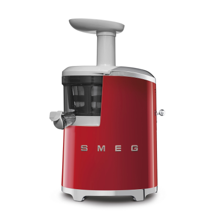 smeg SJF01RDUK, Smeg Slow Juicer in Red