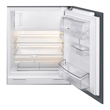 smeg UKUD7122CSP, Under Counter 60cm Refrigerator Ice with Ice Box
