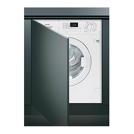 smeg WDI147, Fully-Integrated Washer Dryer - 7kg Washer / 4Kg dryer- Class A