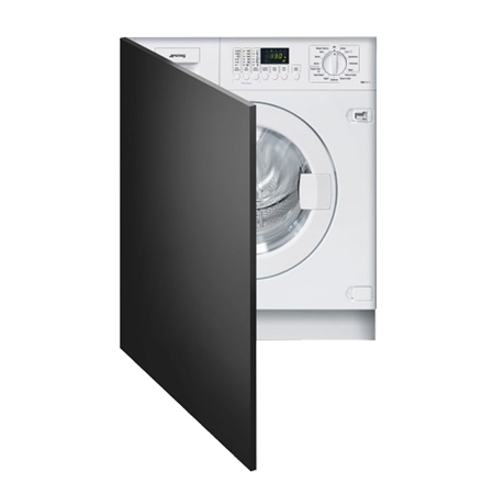 smeg WMI14C72, 7Kg Washing Machine with 1400 rpm - A++ Rated