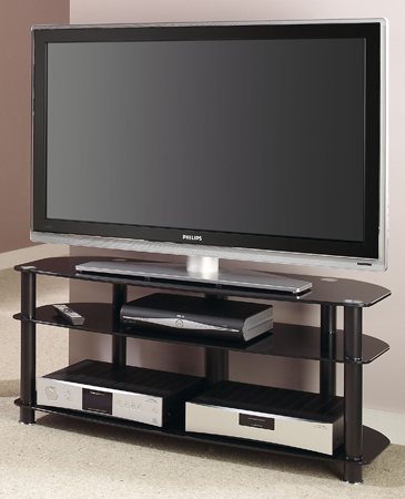 sona AVCR503BLK, 3 Shelf Support for LCD & Plasma Screens upto 55